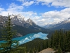 Peyto Lake & Mistaya Valley
